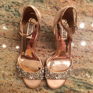 Beautiful, brand new Badgley Mischka heels! NWT